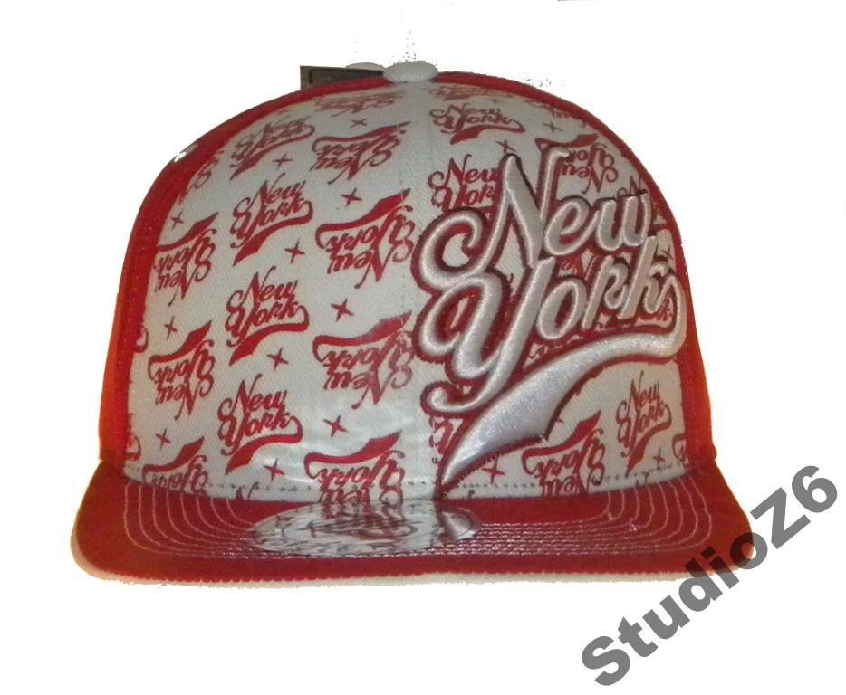 Czapka Bejsbolowka Full Cap Skate Ny Hip Hop Swag Hip Hop Swag Hip Hop Swag