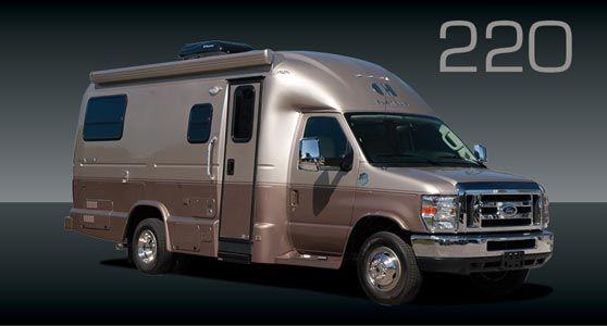 Coach House Rv >> Coach House Platinum Class C Motorhome Model 220 Small
