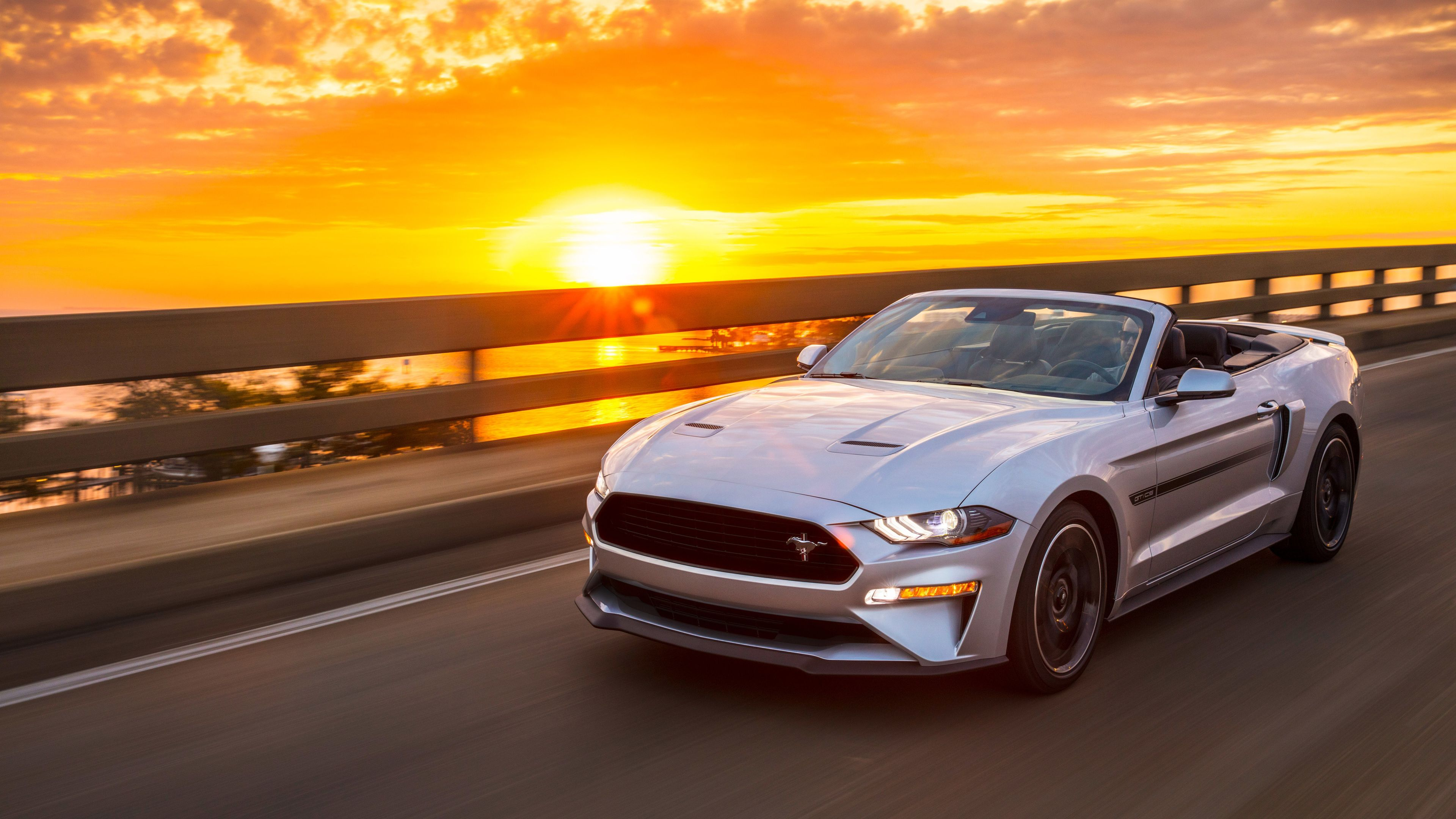 Ford Mustang Gt Convertible 2019 Mustang Wallpapers Hd Wallpapers