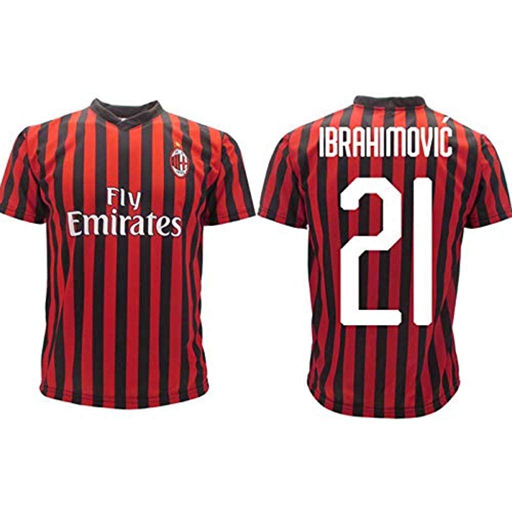 DND Di DAndolfo Ciro Completo Calcio Maglia Theo Hernandez Milan e ...