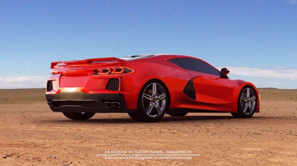 Bummer 2020 Corvette C8 Reportedly Delayed 6 Months Over Electrical