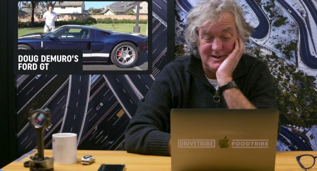 Here S What James May Thinks About Popular Youtuber S Cars James May Nissan Skyline Gt Ford Gt