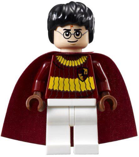 Lego Daniel Radcliffe ~ Harry Potter (Quidditch)