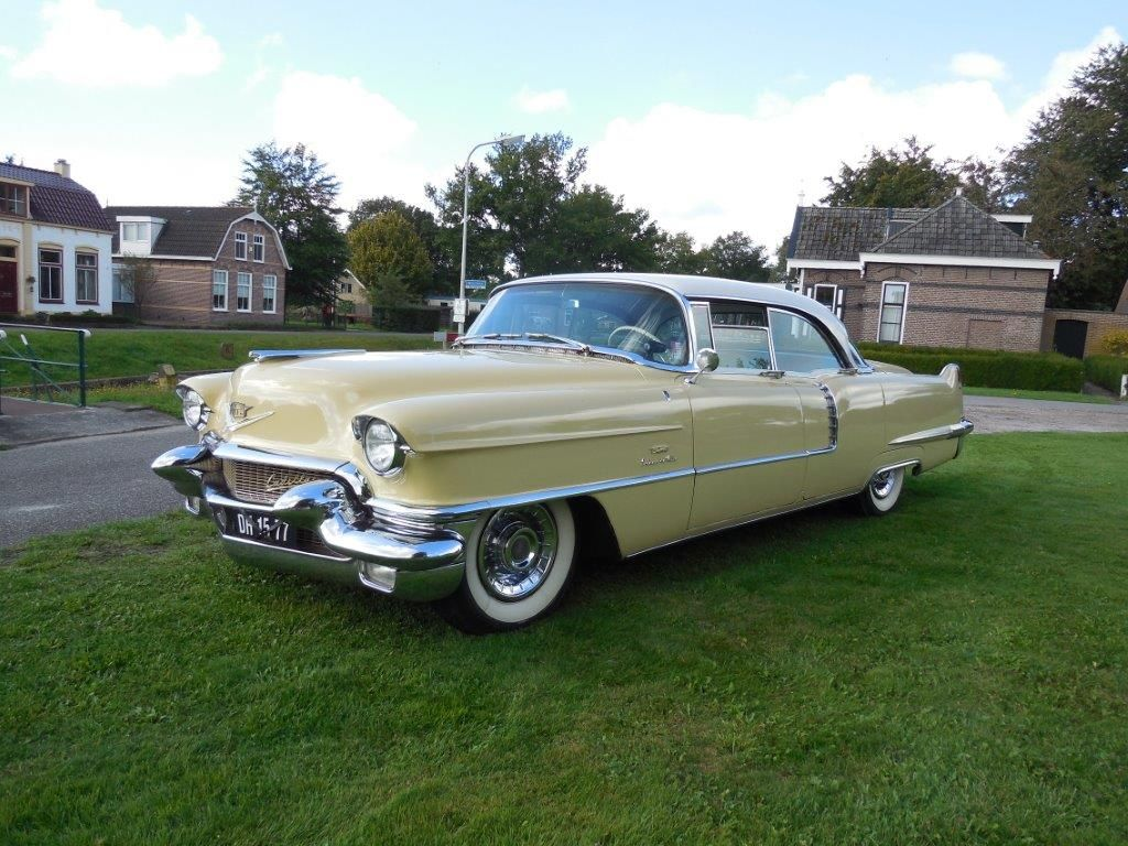 1956 Cadillac Sedan deVille-A Touch of Classics. For more details ...
