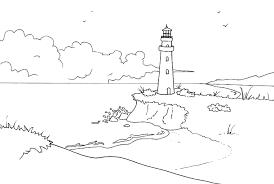 Risultati Immagini Per Disegni Da Colorare Mare Spiaggia Disegni