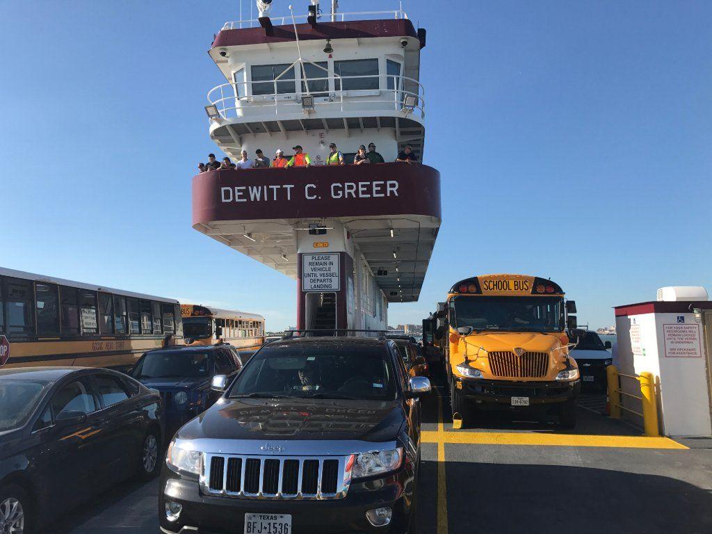 Galveston - Port Bolivar Ferry (TX): 2017 Reviews - Top Tips Before You
