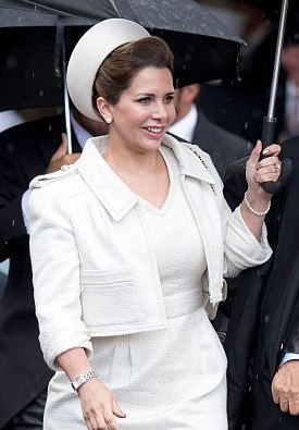 Day 2 Royal Ascot: Princess Haya | Princess Haya Bint Al