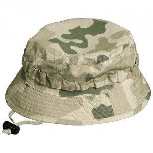 New Bulle Desert Tigerstripe Boonie Hat Sun Hat 100/% Cotton Ripstop