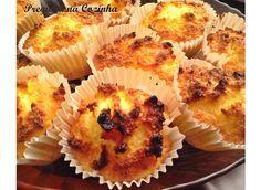 Coquinhos da minha mãe | Sobremesas de Portugal