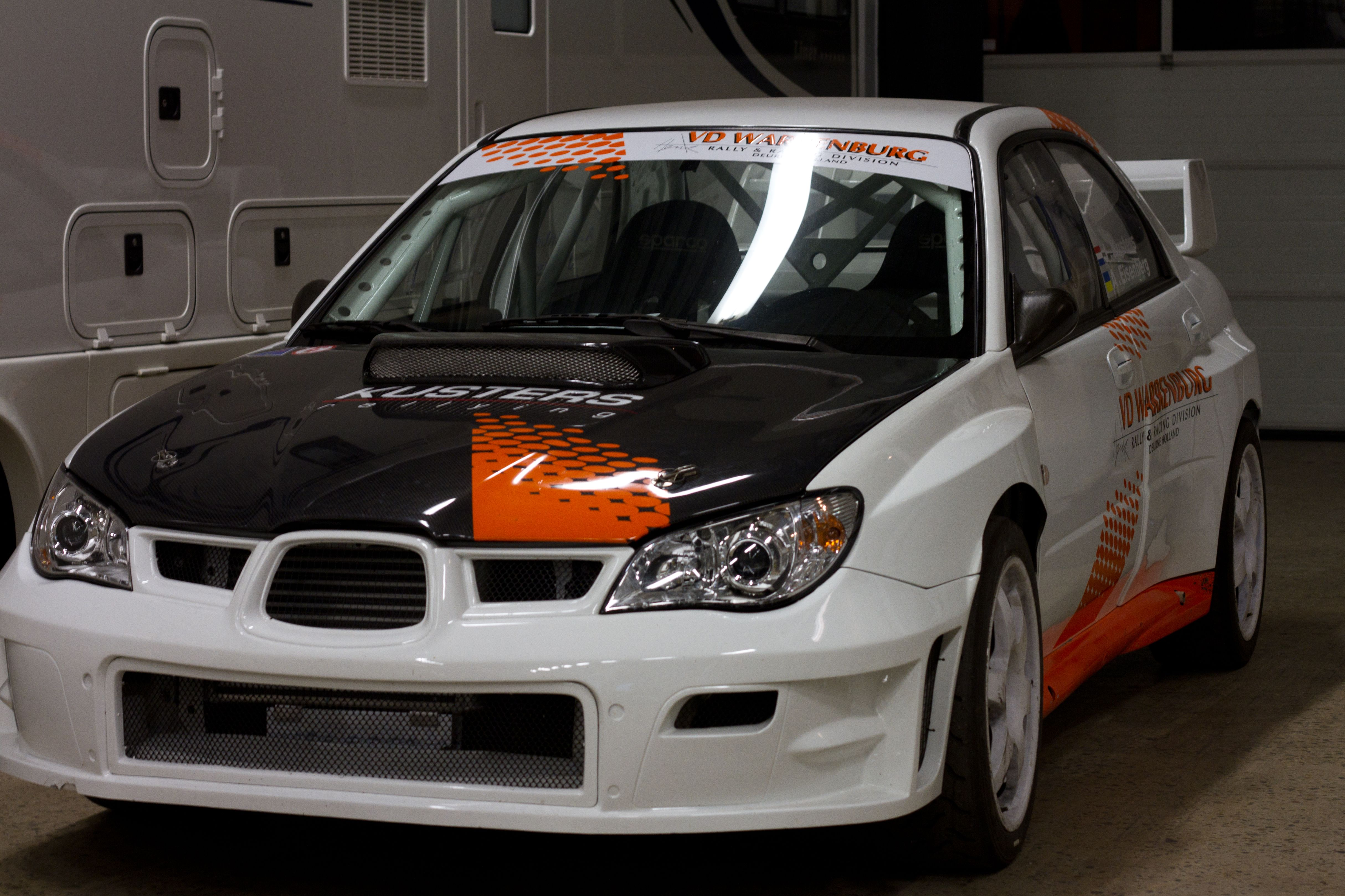Prodrive S12 WRC replica build from WRC parts   Race / Rally cars ...