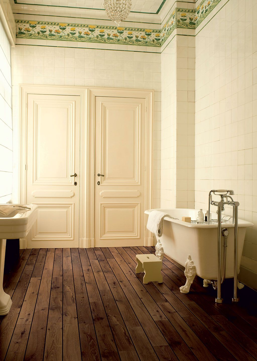 High Quality Choose The Perfect Bathroom Flooring