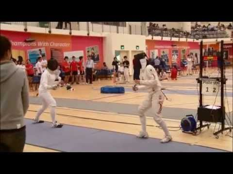 NSG2014 Fencing Highlights - http://fencinghq.net/nsg2014-fencing-highlights/