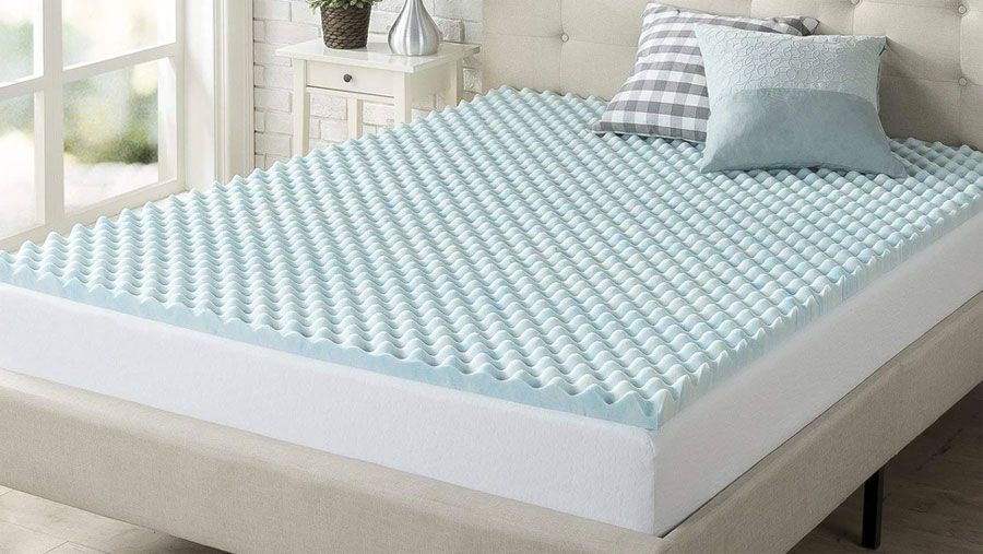 How To Fix And Restore A Sagging Memory Foam Mattress In 2020 Best Mattress Mattress Mattress Topper
