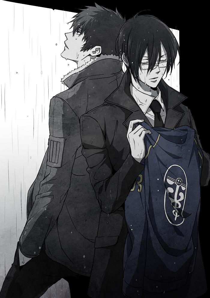 リヲン🍙 on Psycho pass, Anime and Manga