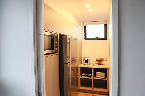 The Block Sky High: Room Reveal: Madi + Jarrod's kitchen