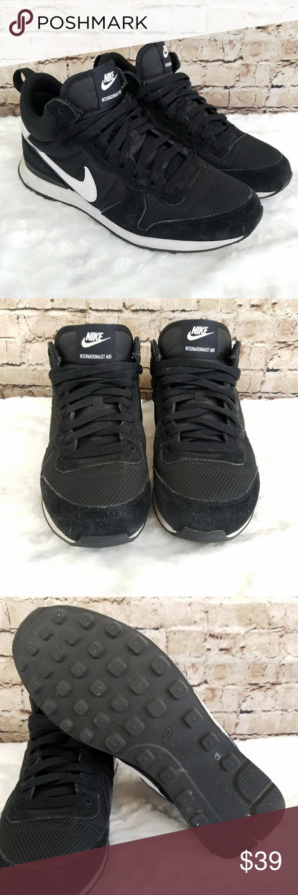 e80b501cb3c Nike Internationalist Mid Sneakers