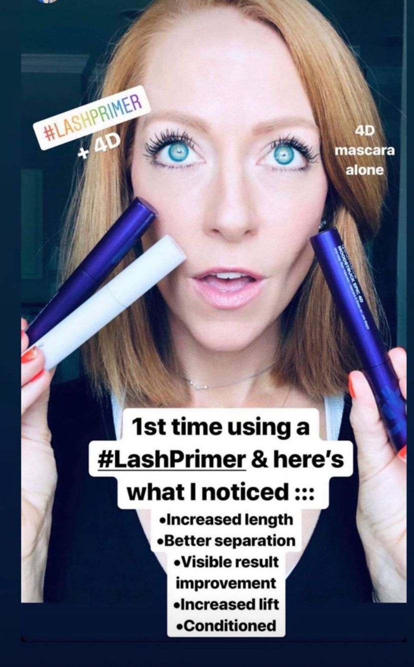 Pin by Joleen FoleyDowney on younique goals Lash primer