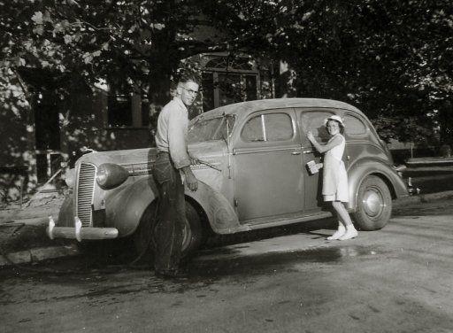 1938 Dodge D8 4 Door Sedan New Jersey 1939 Antique Cars Dodge High Resolution Photos