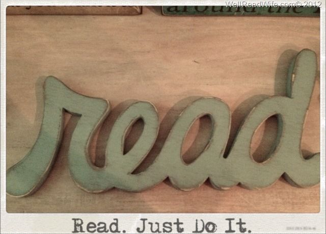 Read. Just Do It.