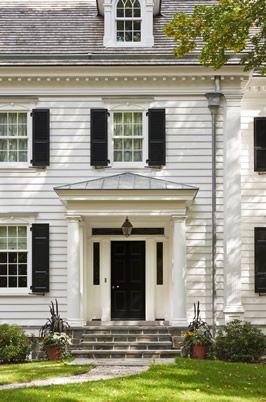 Peter Zimmerman Architects - door and windows + shutters