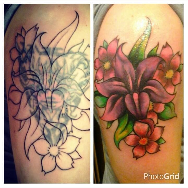 Stunning Cover Up Work Cover Up Tattoos Cover Tattoo Feet Tattoos
