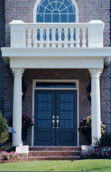 exterior door ideas home pictures exterior the homefront ...
