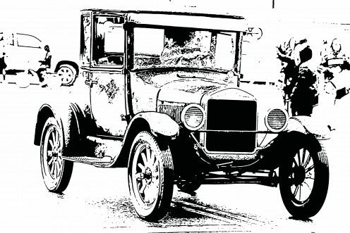 Free Car Coloring Pages For Adults : Free coloring sheets pictures of vintage cars for kids bring a