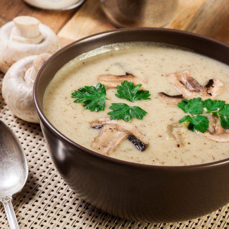 أسهل شوربة فطر مطبخ سيدتي Recipe Food Soup Recipes Recipes