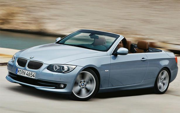 Baby Blue Convertible Bmw Unrealistic Future Living Bmw