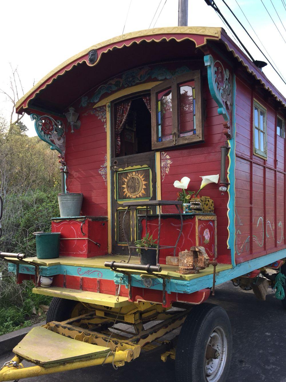 Pin on Calypso Caravan