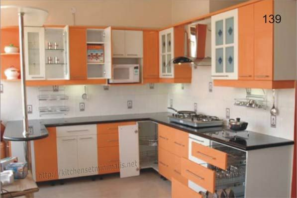 desain dapur sederhana tanpa kitchen set desain