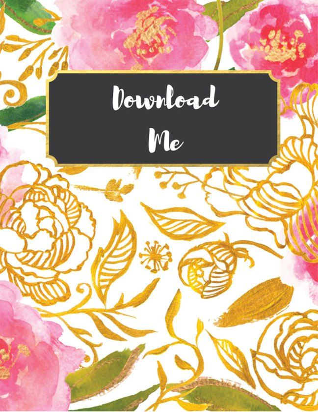 Recipe Organization With Free Printables Binder covers