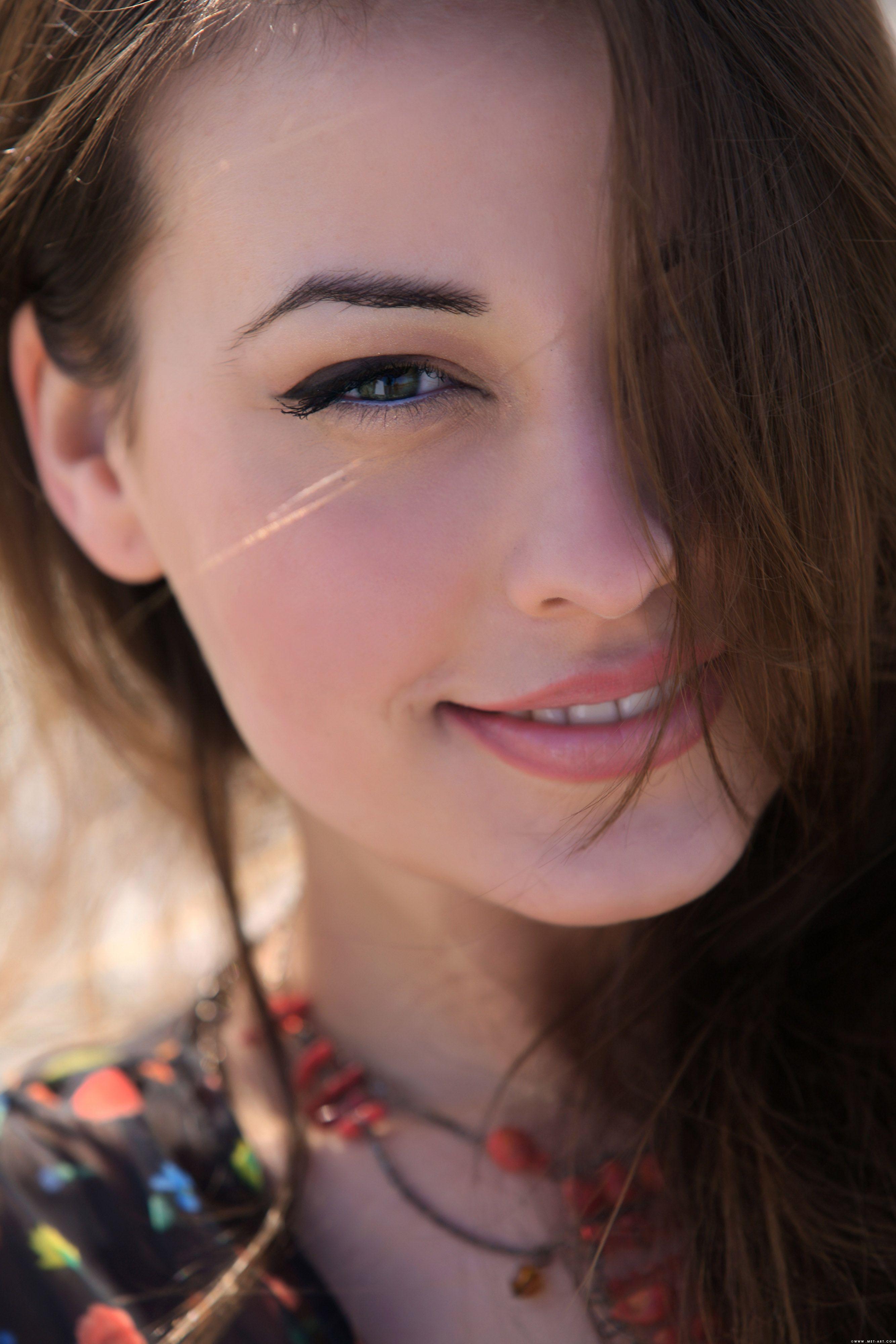 Cute Teen Facials