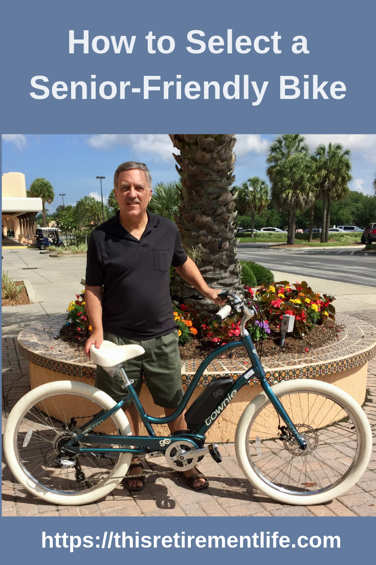 How To Select A Senior Friendly Bicycle Bicycle