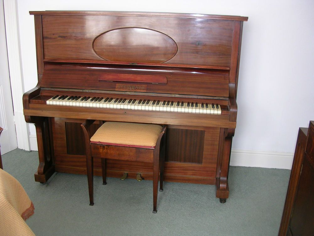 steinbach berlin upright piano piano pinterest upright piano pianos and piano shop. Black Bedroom Furniture Sets. Home Design Ideas