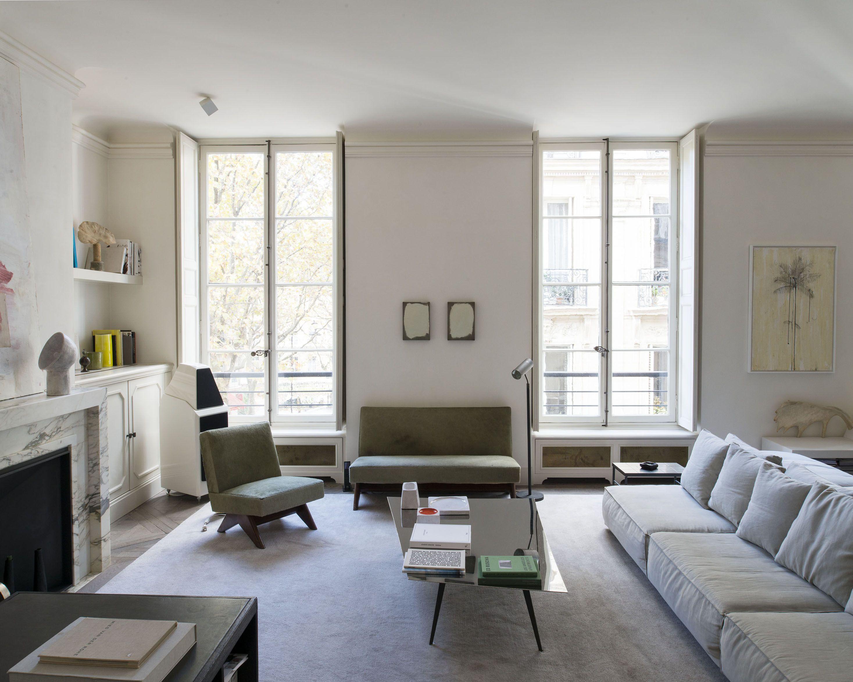 La casa di Joseph Dirand a Parigi – Foto – Living Corriere ...