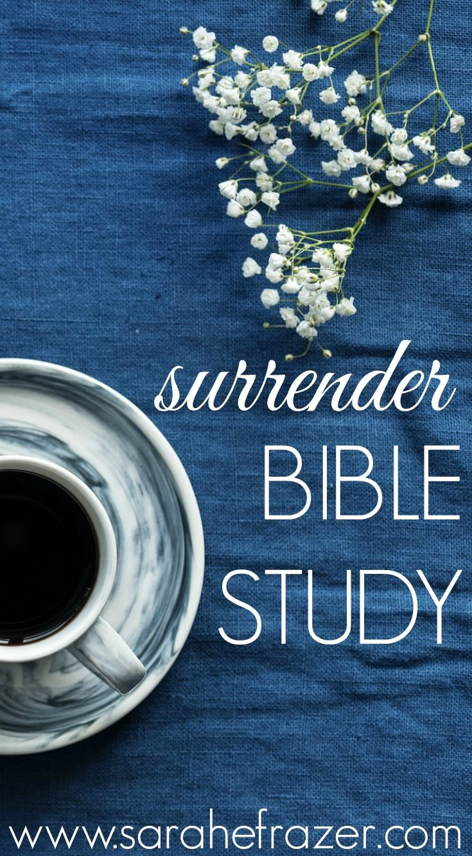 Remember Surrender (To God)