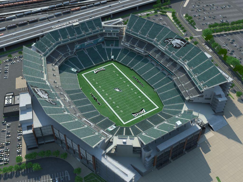 Lincoln Financial Field Interactive Seating Chart In 2020 Lincoln Financial Field Philadelphia Eagles Stadium Philadelphia Eagles