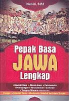 Pepak Basa Jawa Lengkap Buku Bahasa Penyimpanan