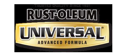 Rust Oleum Universal Logo Rustoleum Rustoleum Paint Universal
