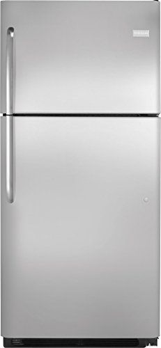 30 #Inch #Top-Freezer Refrigerator with 20.5 cu. ft. Capacity, 2 Full-Width Spill Safe Glass Shelves, Gallon Door Storage, Humidity Controlled Crisper Drawers, Cl...