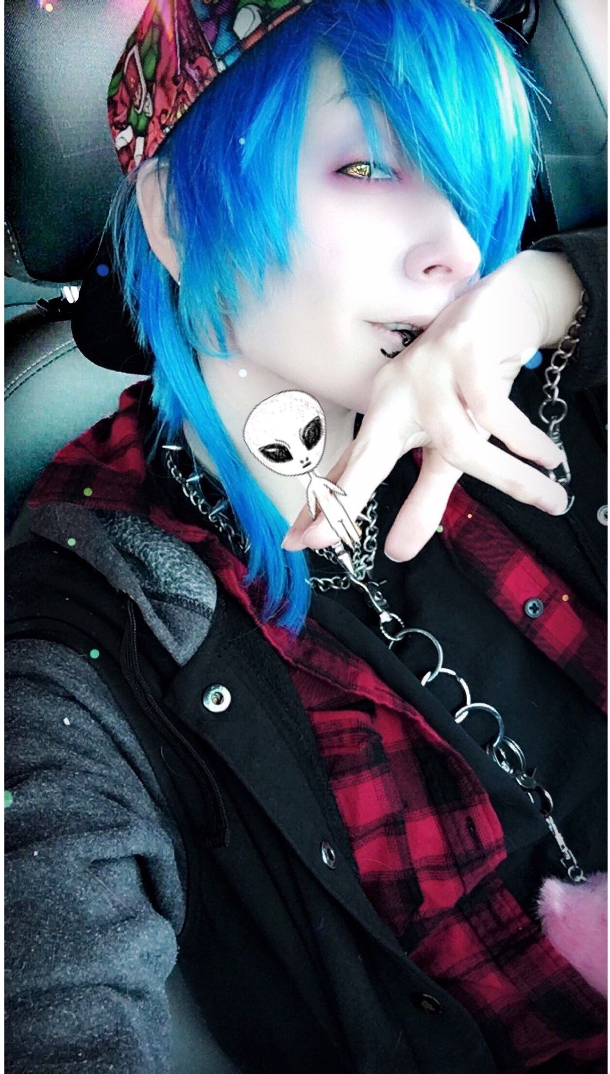 Pin by Cambria Carter on dmmd | Cute emo guys, Cute emo