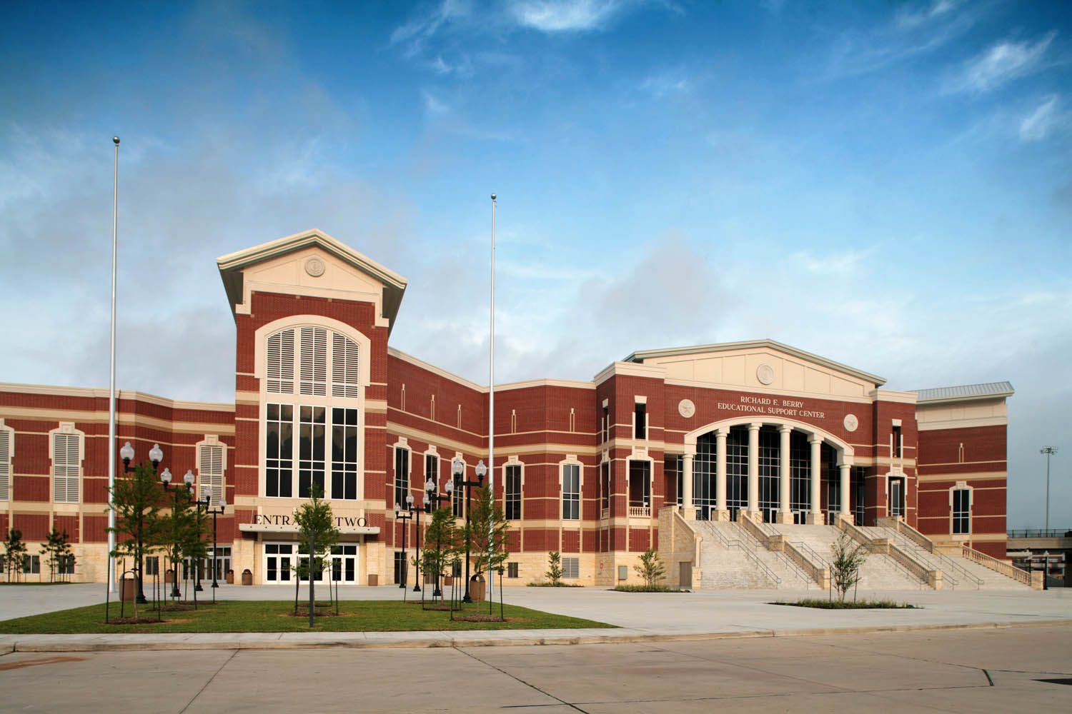 The Berry Center, a multipurpose sports complex serving
