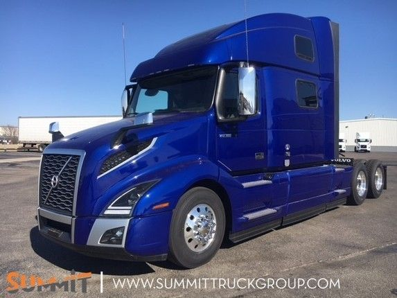 Our Featured Truck Is A 2019 Volvo Vnl64t 860 77 Sky Rise Sleeper
