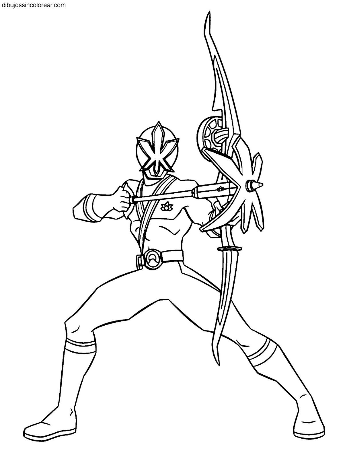 Dibujos de los Powers Rangers para colorear - Yahoo Search Results ...