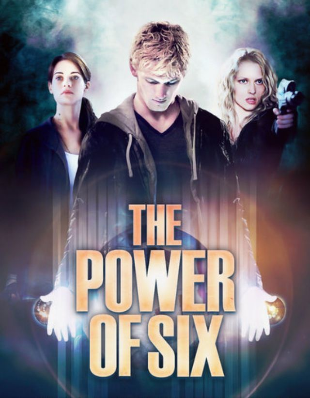Power of Six movie poster! I think it's fanmade, but still ... I Am Number Four Movie Poster