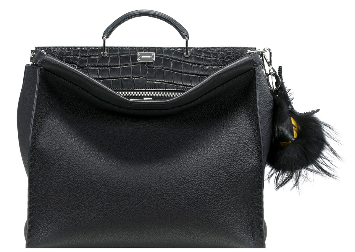 Fendi Mens Peekaboo. Love it coz its supposed to be bigger ...