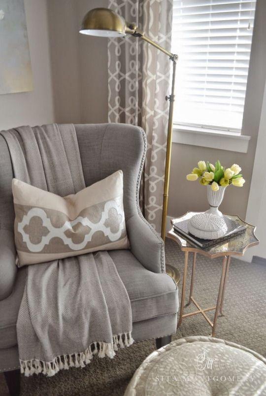 Reading Nook Bedroom Seating Bedroom Refresh Bedroom Decor
