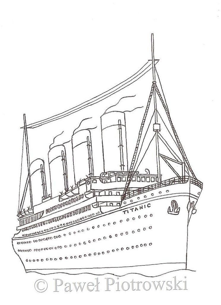 Gi Titanic Colouring Pages Colouring Pages Titanic Drawing Titanic In 2020 Titanic Drawing Titanic Colouring Pages