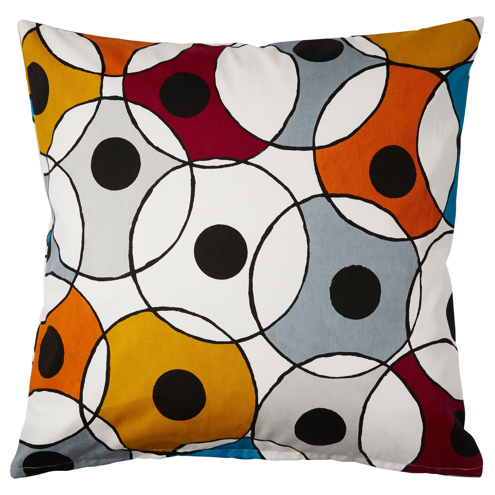 Refresh any room with colorful and bold pillows The DVRGPALM